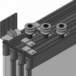 Sistema de fijación de paneles